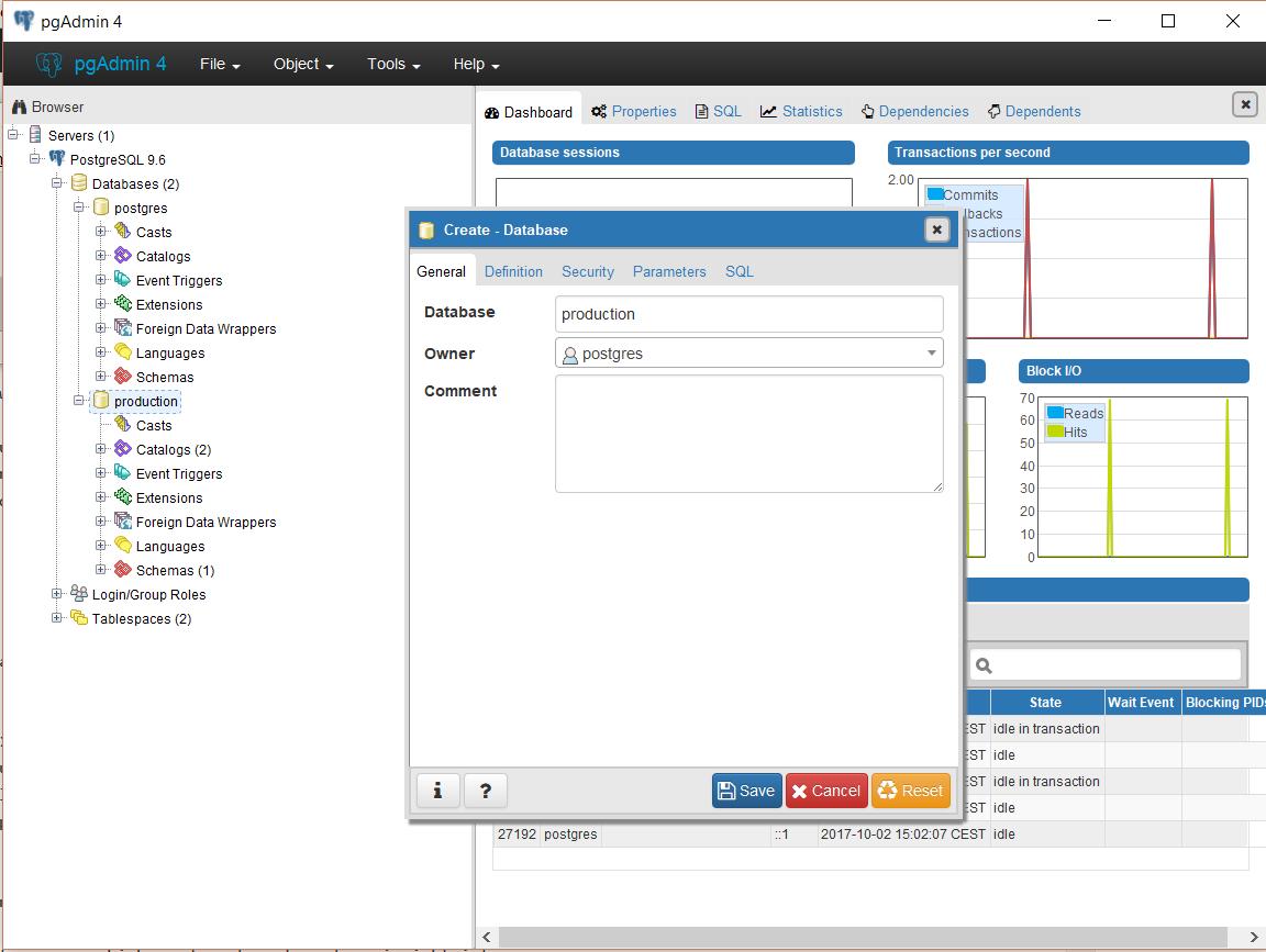 Storing a pandas dataframe in a PostgreSQL database – Jan Langfellner